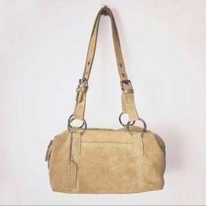Vintage St John's Bay Genuine Leather shoulder Bag